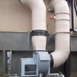 Fiberglass-Centrifugal-Fan-with-Lexan-Viewing-Panels-at-Couer-dAlene-WWTP