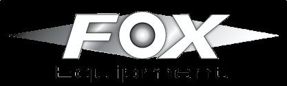 Fox Equipment Logo PNG